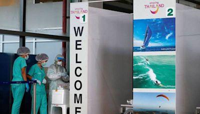 完整接種疫苗入境泰國 10月起隔離縮短為7天