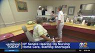 NY Senate Hearing On Nursing Homes
