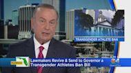 Lawmakers Revive, Pass Transgender Athlete Ban