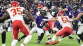 4 takeaways from Chiefs' Week 2 loss to Ravens