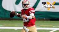 Mark Schlereth: 49ers should trade Jimmy Garoppolo, Dolphins should keep Tua I THE HERD