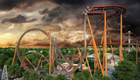 World's steepest dive roller coaster is coming to Texas, Six Flags announces