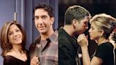 A complete timeline of Jennifer Aniston and David Schwimmer's friendship