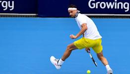 Major warm-up for Australian Open tennis cancelled again over virus