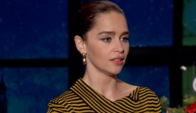 Emilia Clarke on how her real-life health scare impacted her role on 'Last Christmas