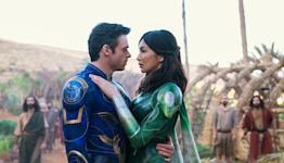 Eternals reviews praise Chloé Zhao's 'ambitious approach,' criticize 'standard' Marvel formula