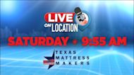 Watch Texas Mattress Makers on Live On Location