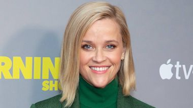 Reese Witherspoon Introduces Her Adorable New Family Member