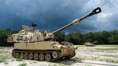 傳美將售M109A6自走砲 邱國正:推動很久尚未獲通知