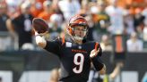 Bengals injury report features Joe Burrow, the QB on a 'voice rest'