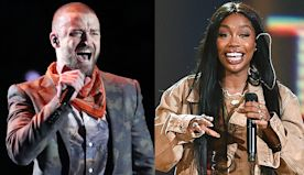 Justin Timberlake & SZA Head To 'The Other Side' In New Video For Their 'Trolls World Tour' Song