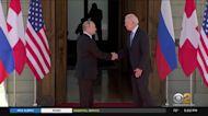 President Joe Biden, Russian President Vladimir Putin Meet In Geneva
