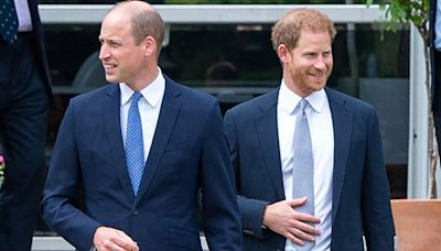 Prince Harry and Prince William Kindly Remember Grandfather Prince Philip in Trailer for New Documentary