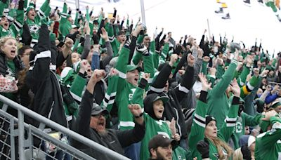 NHL outdoor games on NBCSN: Stars' comeback highlights 2020 Winter Classic