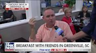 Fox News celebrates 25 years: Todd Piro has 'Breakfast with Friends' at Carolina Drive In