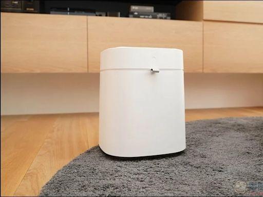 拓牛 T Air X 全自動垃圾桶 開箱:真一鍵打包、免沾手自動換袋