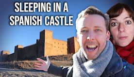 We Slept in a Haunted Medieval Spanish Castle   Weekend in Sigüenza
