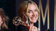 Kate Winslet Gives Husband & Kids Emotional Shoutout After Emmy Win For 'Mare Of Easttown'