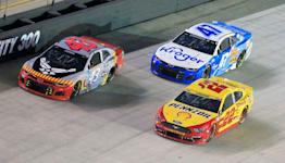 What drivers said after Bristol Cup race