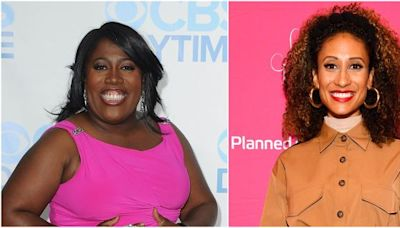 The Talk's Sheryl Underwood and Elaine Welteroth Reflect on Exchange With Sharon Osbourne After Monthlong Hiatus