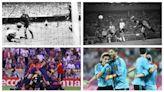 El gol de Zarra, el 'atraco' en Chile, el cabezazo de Maceda, el milagro de Alfonso, 'thriller' con Marruecos...