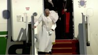 Pope Francis in Iraq for historic papal visit