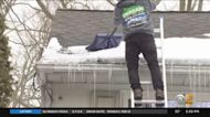 Homeowners Prepare For Ice Storm