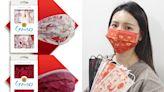 寶雅推6款超喜氣「過年口罩」,從除夕戴到初五天天都不同!這天開始全台都能買