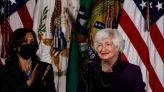 Yellen, Harris urge childcare investments to boost overall U.S. economy
