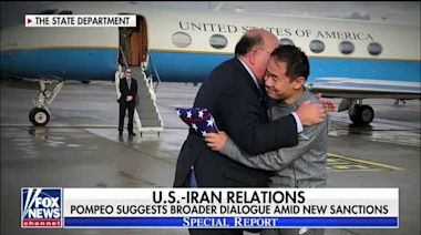 Secretary Pompeo offers hope for American captives in Iran