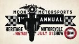 VJMC and Moon Motorsports to host vintage motorcycle show