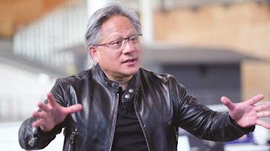 科技界悍將》黃仁勳 讓人機對話更傳神 - 工商時報