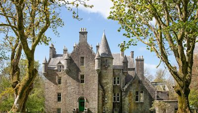 A 500-year-old Scottish castle built in the same style as the Queen's summer home is up for sale for $885,000