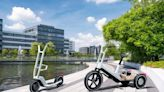 BMW集團推出創新概念的載貨自行車和電動滑板車 但不打算自己生產