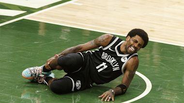 NBA/籃網厄文腳傷退場 公鹿主場連勝季後賽扳成2平