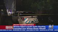Woman Killed In South Austin Shooting, Concealed Carry Witness Shoots Offender