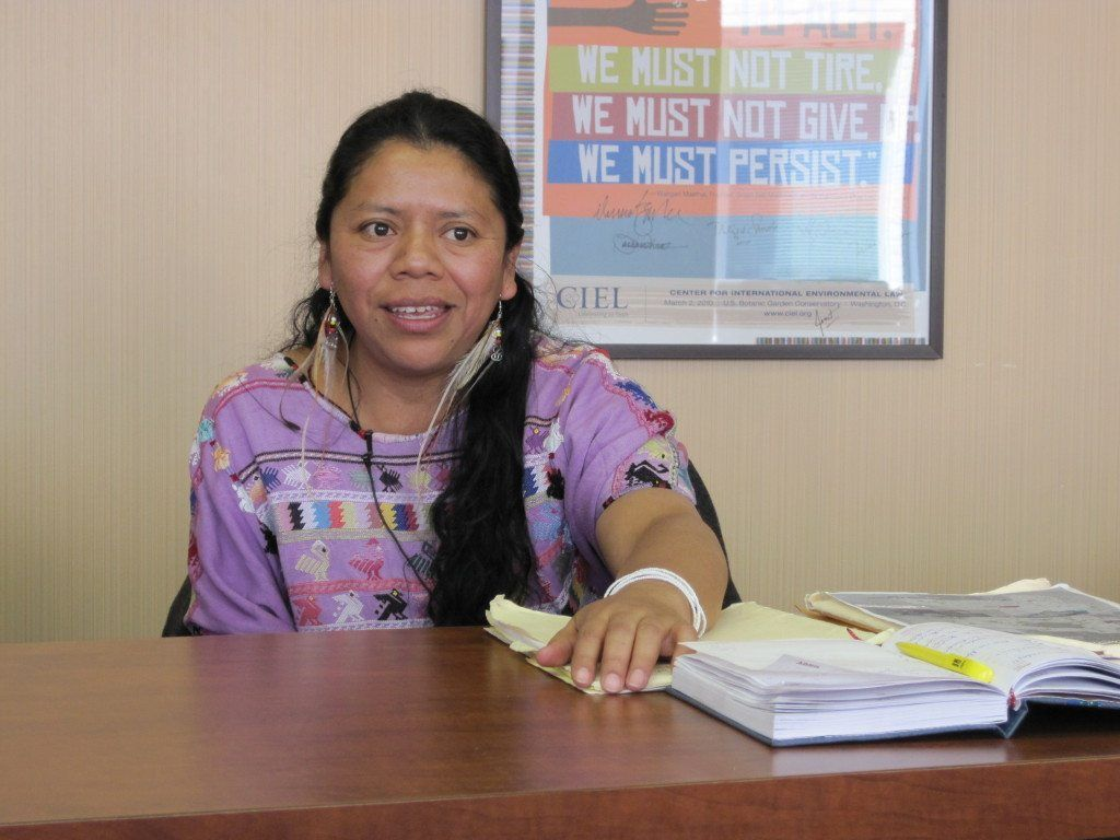 Lolita Chavez Ixcaquic: The Fight for Rights