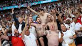 England handed stadium ban after fan unrest at EURO 2020 final