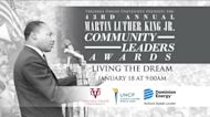 The 43rd annual Martin Luther King, Jr. Community Leaders Awards