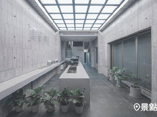 台中首間清水模藝廊咖啡廳!村上隆KAWS藝術收藏新景點 | 蕃新聞