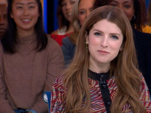 Anna Kendrick gets into the Christmas spirit with new Disney+ holiday movie 'Noelle'