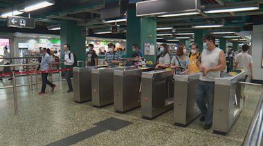 港鐵九綫周五起非繁忙時段加班