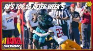 RJ Young reveals his top 10 after Week 5 of the college football season
