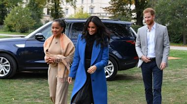 Inside Duchess Meghan and Prince Harry's 'Quiet' First Thanksgiving in California