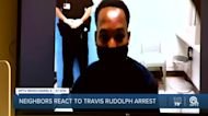 Travis Rudolph's neighbors shocked by murder charge