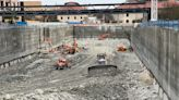 Utility plant done at new Capitol Complex, marks midway point of first phase