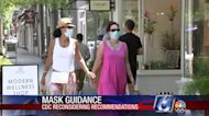 CDC expected to announce new mask recommendations today as local COVID-19 testing spikes