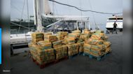 Record-breaking cocaine bust from sailboat off Portugal's coast