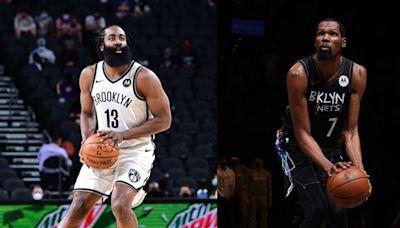 NBA首波75大傳奇球星揭曉 哈登、杜蘭特領銜