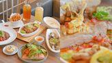 台中不限時餐廳~NU PASTA,義大利麵、燉飯、下午茶,推薦奶香起司焗氣冷雞腿飯